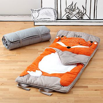 How Do You Zoo Sleeping Bag Fox in Personalized Gifts  The
