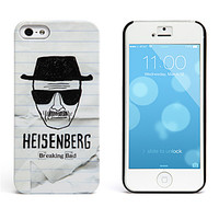 Breaking Bad iPhone Cases - Heisenberg Sketch
