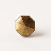 Faceted Ory Knob by Anthropologie Bronze S Knobs