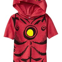 Marvel Comics™ Hooded Super-Hero Tees for Baby