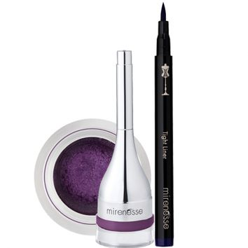 *SP Forever Young Tight Liner Long Wear Gel Purple Trend Duo - Mirenesse