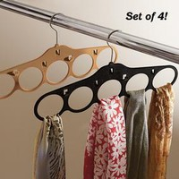 Set/4 Accessory Hangers @ Fresh Finds
