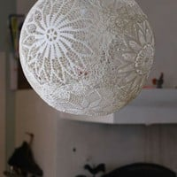 Lace lamp ? DIY