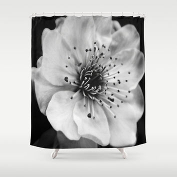 Simply Shower Curtain by DuckyB (Brandi)