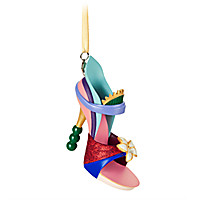 Mulan Shoe Ornament