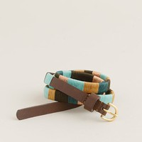 Women's new arrivals - accessories - Amina belt - J.Crew