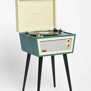 UO X Crosley Sterling Vinyl Record Player  Urban Outfitters
