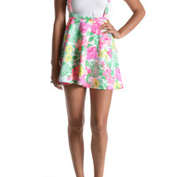 Head In The Bahamas Suspended Skirt   Bloody-Fabulous