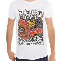 Fall Out Boy Save Rock And Roll T-Shirt
