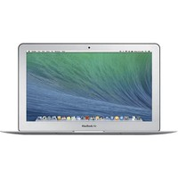 "Apple® - MacBook Air® (Latest Model) - 11.6"" Display - Intel Core i5 - 4GB Memory - 128GB Flash Storage"