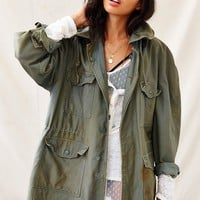 Urban Renewal Air Force Field Jacket - Urban Outfitters