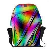 Funky Abstract Art Bag! #6 from Zazzle.com