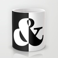Black & White Mug by BeautifulHomes | Society6
