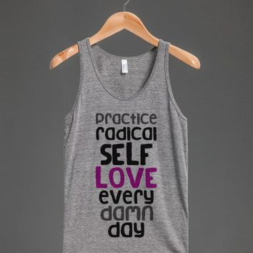 Love Yourself Every Damn Day (Tank)