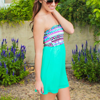 Mint Mojito Dress