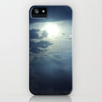 A Break in the Storm iPhone & iPod Case by Halfmoon Industries