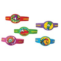 League of Incredible Vegetables Wristband 5PK | VeggieTales