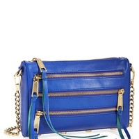 Rebecca Minkoff 'Mini 5-Zip' Crossbody Bag