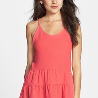 Starling Open Back Tiered Tunic Tank (Juniors)