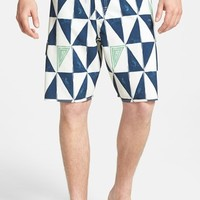 Quiksilver Waterman Collection 'Metric' Stretch Board Shorts (Online Only)