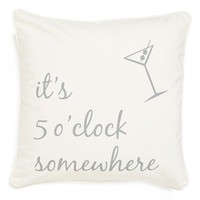 Levtex 'It's 5 o'Clock Somewhere' Accent Pillow
