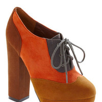 Monarch Wingtip Heel | Mod Retro Vintage Heels | ModCloth.com