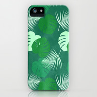 Monstera Deliciosa iPhone & iPod Case by Grace