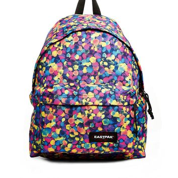 Eastpak Padded Pak'r With Multi Petal Print