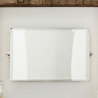 Kensington Pivot Wide Rectangular Mirror