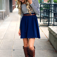 Coastal Dreamin' Dress