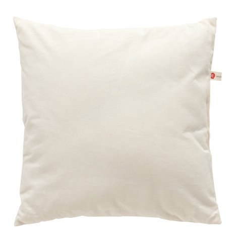 "Supermarket - Organic 18"" Pillow Insert from Red Clay"