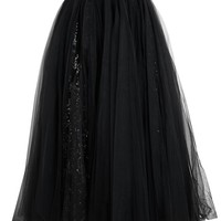 ASHISH | Sequinned Black Tutu Skirt | Browns fashion & designer clothes & clothing