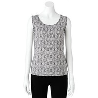 212 Collection Essential Printed Tank - Women's