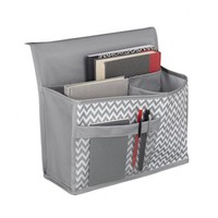 Simple by Design Chevron Bedside Caddy