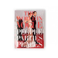 The World in Vogue: People, Parties, Places | Kirna Zabete