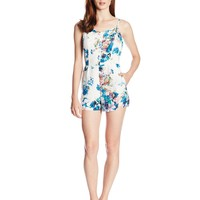 Lovers+Friends Women's Escape Romper