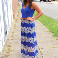 The Hawaiian Maxi {Royal}