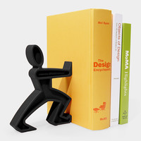 James the Bookend | MoMA
