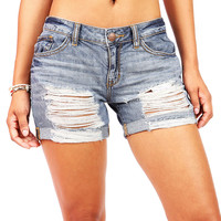 Beach Cruiser Shorts | Denim Shorts at Pink Ice
