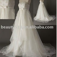 Japanese style real wedding dress bridal gown WDAH0385, View japanese wedding gown, aster garden Product Details from Suzhou Zhongsheng Dress Company Limited on Alibaba.com
