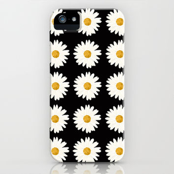 Daisy iPhone   iPod Case by Nessieness