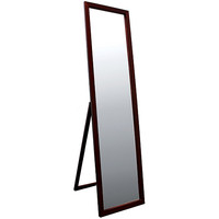 Walmart: ORE International Stand Mirror, Walnut