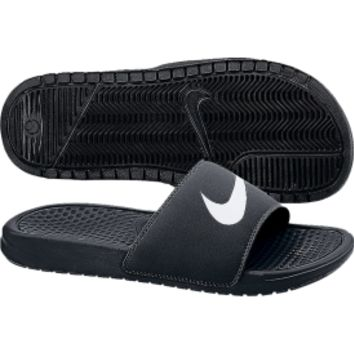 Nike Men's Benassi Swoosh Slide - Dick's Sporting Goods