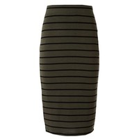 Apt. 9® Striped Pencil Skirt - Women's