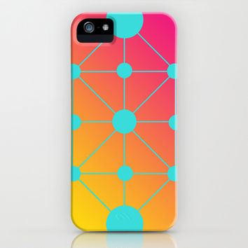 Something geometric iPhone & iPod Case by eDrawings38 | Society6