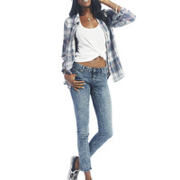Uptown Skinny Jeans - Regular | Wet Seal