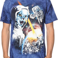 The Mountain Cataclysm Tie Dye Tee Shirt