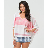 NEXT TRIP PONCHO TOP