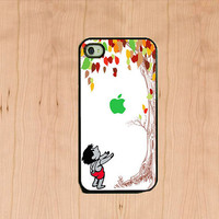 iphone 4 case  Apple Tree  Iphone case Iphone 4s by TitanCases