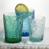 &quot;Fleur-de-Lis&quot; Glassware - Neiman Marcus